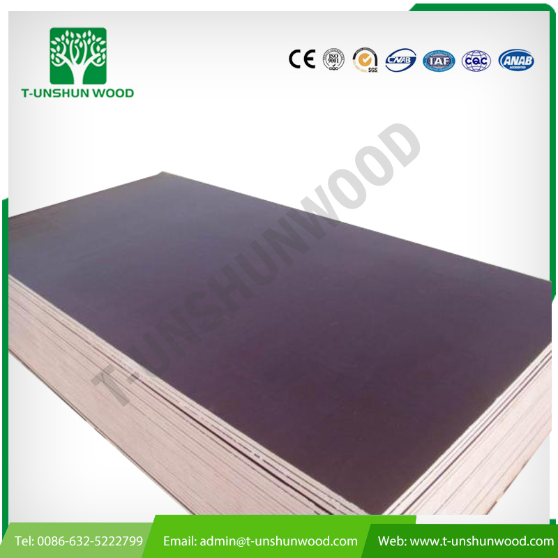 Marine Plywood For Trailer Synthetic Plywood