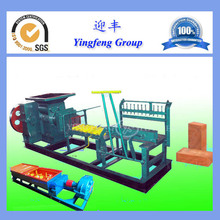 China Technology Industrial JZ250 clay brick making process