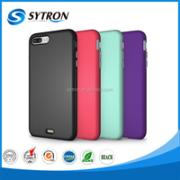 Shockproof Crystal Rugged Rubber Hybrid combo Dual Layer Case Cover for iphone 7