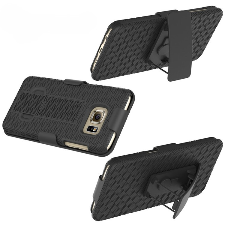 wholesale for samsung galaxy s7 case with belt clip stand