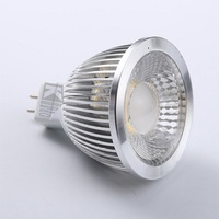 China manufacturer CE EMC 3W 4W 5W 6W 7W AC/DC12V MR16 LED Spotlight