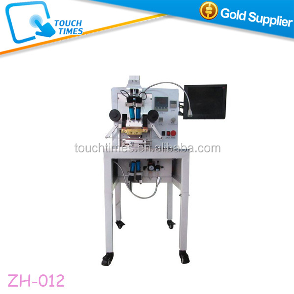 2016 New Upgraded ZH-012 LCD Touch Flex Cable Laminator Machine for iPhone Samsung Nokia LCD Touch Refurbishing