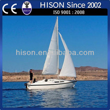 Hison manufacturing 26ft Luxury mini yacht