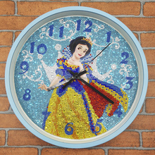DIY clock diamond embroidery painting kit