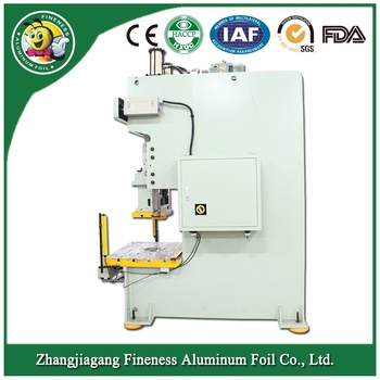 45t Economic Crazy Selling machines for making foil containers