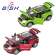 New design metal rc 1:24 diecast car model with safe material
