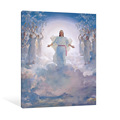 1 Piece Christian Painting The Second Coming Saint Jesus Canvas Art Print Giclee Prints for Living Room Ready to Hang on Wall