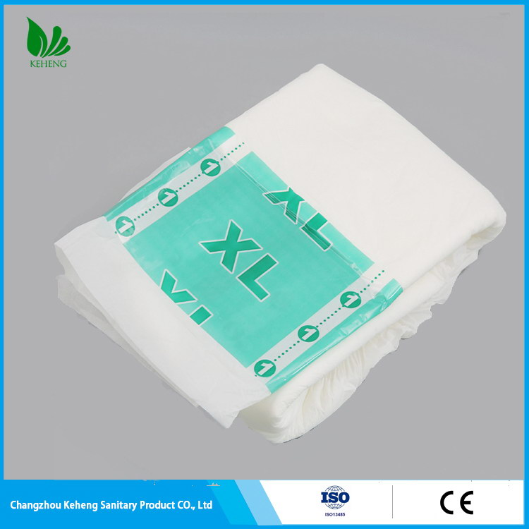 Latest fashion promotional economic disposable adult diaper girls