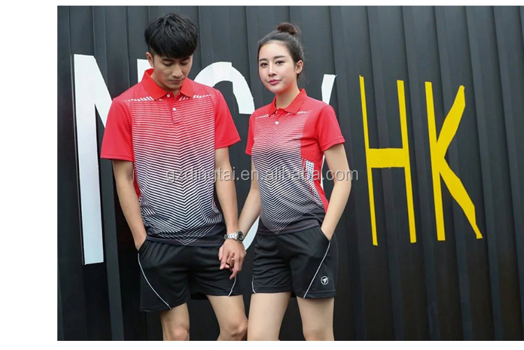 cheap table tennis jersey in stock, volleyball uniform designs for men