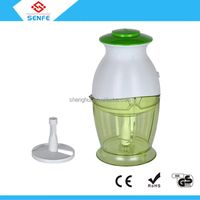 2016 beauty green color vegetable & meat chopper AD-833