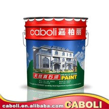 Caboli eco-friendly waterproof acrylic stone spray paint
