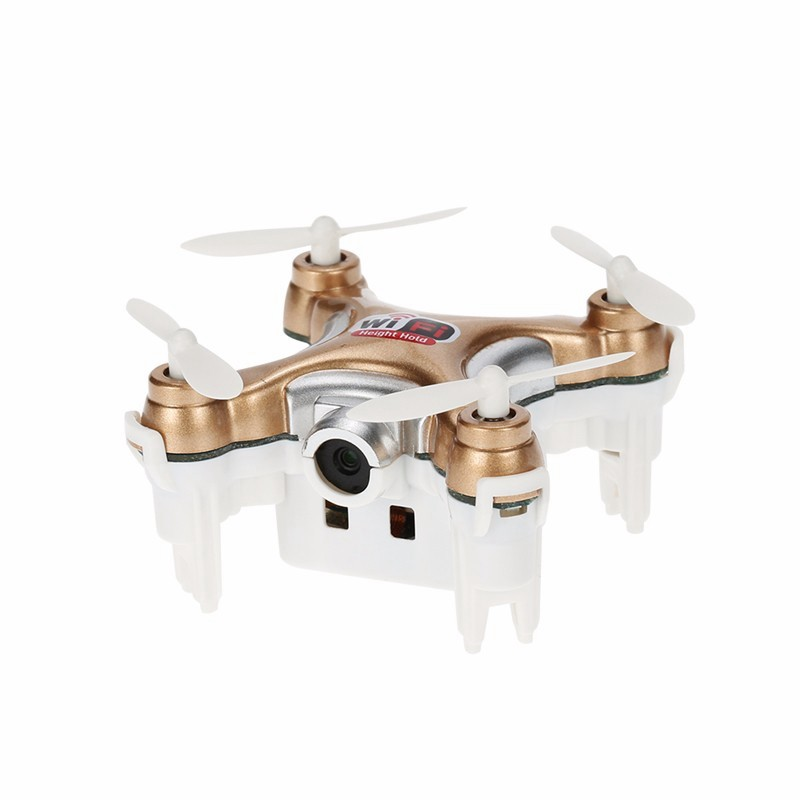 New FPV Quadcopter CX10WD-TX Wifi Mini Drone Camera 0.3MP RC Helicopter Cheerson CX-10WD-TX Mini Drone with Camera