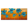 Wholesale flower wall paintings canvas art