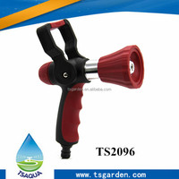 Best selling items Thumb-control heavy duty fire man garden hose nozzle