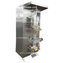 Automatic Plastic Water Bag Filling Sealing Machine
