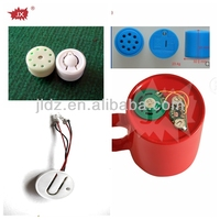Customized novelty sound buttons for push toys or sound book