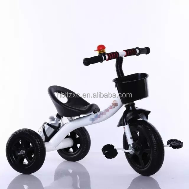 Ride on toys kid three-wheeled bicycle / pedal folding 3 big kid tricycle in pakistan / Mother baby tricycle parts