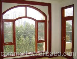 double glazed aluminum sliding windows drawing sliding-hung window wood arched window
