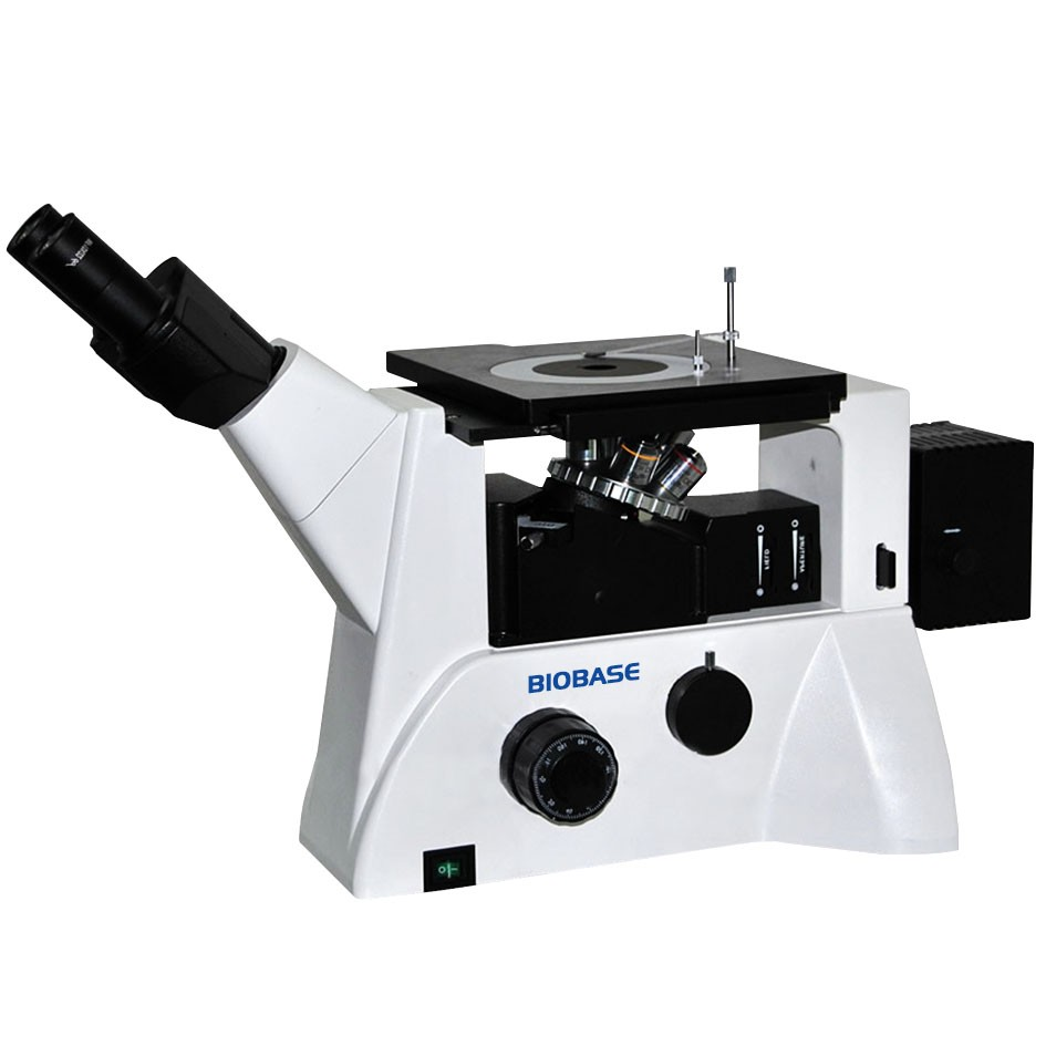 Compensation Free Trinocular Head Metallurgical Microscope XDS-2