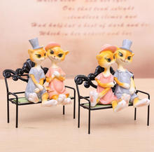 Creative Household Gifts Love Couple Figurine