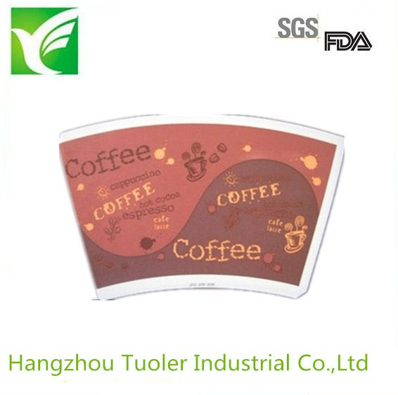 offset print paper cup fan paper cup raw material paper cup material machine prices