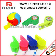 Football Fans Whistle Toy For Promotional Gift