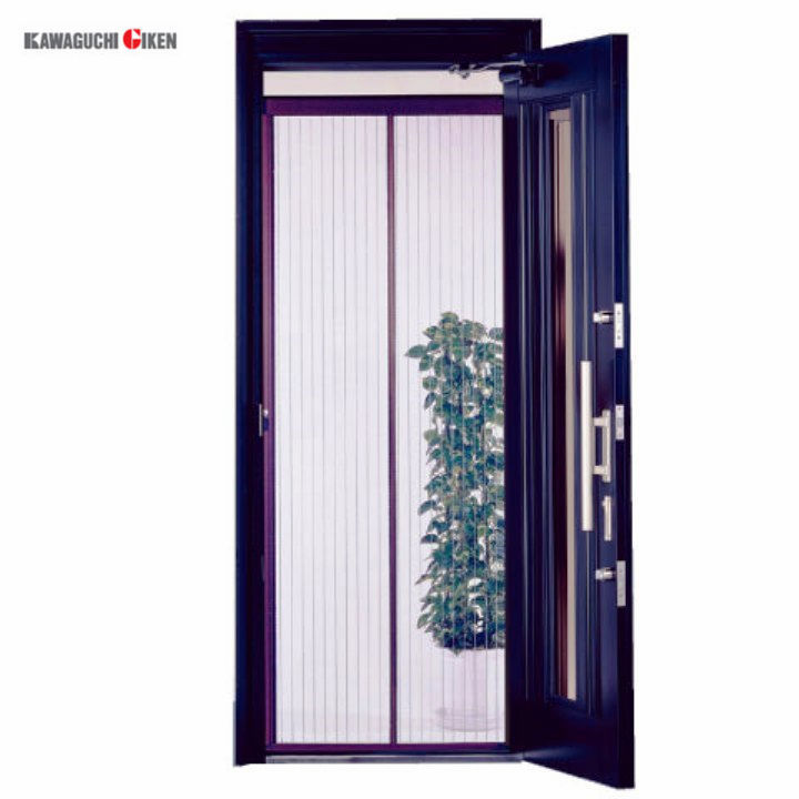 eco-friendly aluminum sliding window with mosquito screen to get fresh air