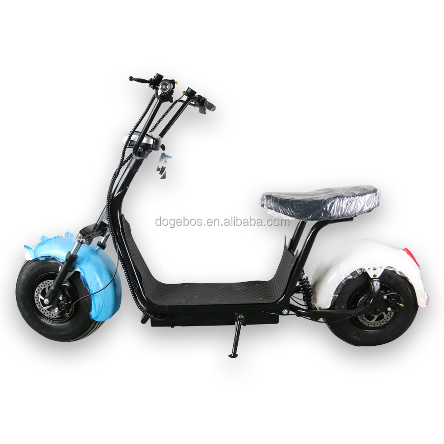 Promotion product CE CERTIFIED electric scooter city coco