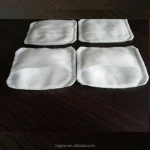 Square cosmetic facial cotton pad make up cotton for beauty salon