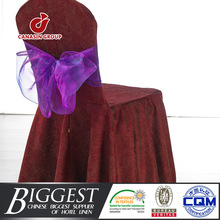 wholesale wedding ruched chair cover