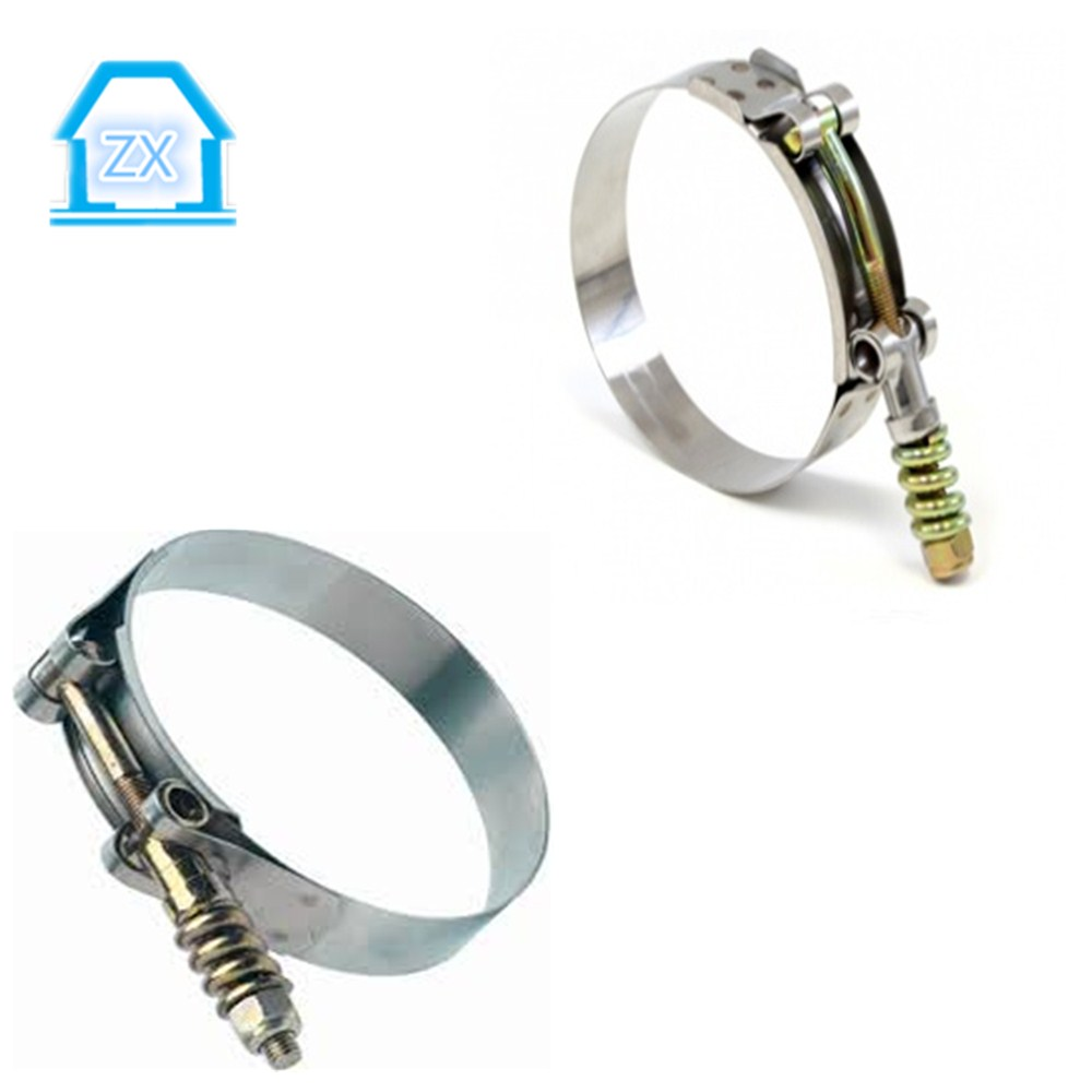 Adjustable stainless steel t bolt spring hose clamp buy