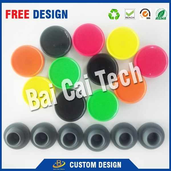 Free sample goods dongguan factory made butyl rubber stopper for injection vial