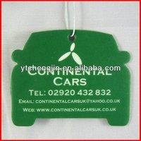 Branded cars bulk car air fresheners