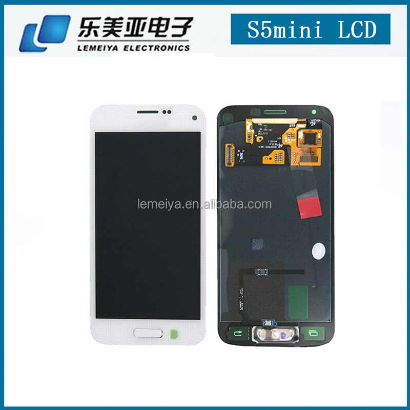 Original repare phone parts touch screen lcd for samsung mobile s5mini