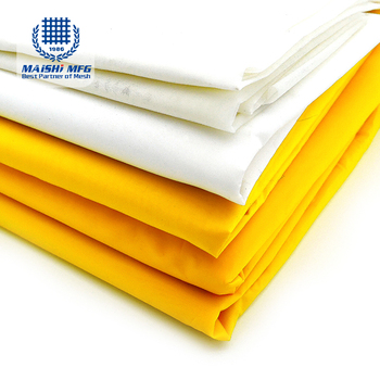 100% polyester silk screen mesh for printing
