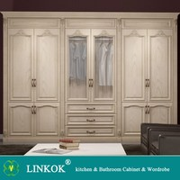 European project 15 years wholesale factory China supplier professional cheap wooden wardrobe