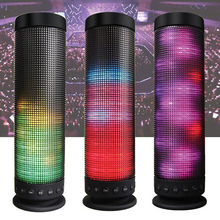 Magic Dancing Wireless Bluetooth Magic Dancing colorful Music Flow Wireless LED light bluetooth Speaker