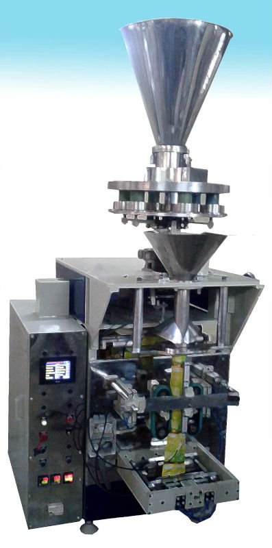 Pouch packing machine (collar type)