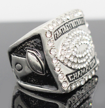 Custom High End Trendy Fashion Jewelry Rings 2017 Zinc Alloy Fantacy Football wwe Championship Rings For Men