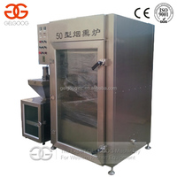 Commercial High Efficiency Sausage/Fish/Chicken Smokehouse For sale