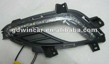 Factory Wholesale Good Quality European Style 6-16V LED Daytime Running Light/ LED DRL Light for Hyundai New Avante