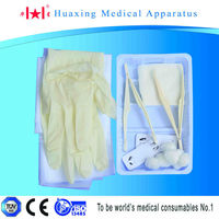 disposable surgical sterile wound dressing kit