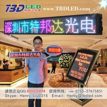 Factory custom new product for mini LED display screen led message board