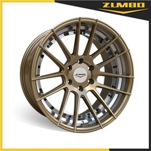 ZUMBO S0013 Black rivets Concave Alloy Wheel for Cars new opening SUV car alloy wheels