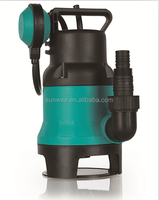 popular OEM 1100W automatic electric high volume submersible sewage water pump