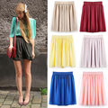 2014 new fashion pleated mini skirt SV000266