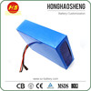High performance 8S36P rechargeable 24v 80ah lifepo4 battery pack