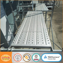 Pre-Galvanized scaffolding plank expanded metal catwalk