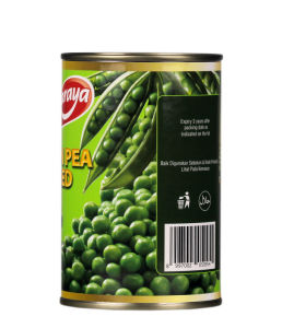 HaiShan Factory New Crop Canned Green Peas
