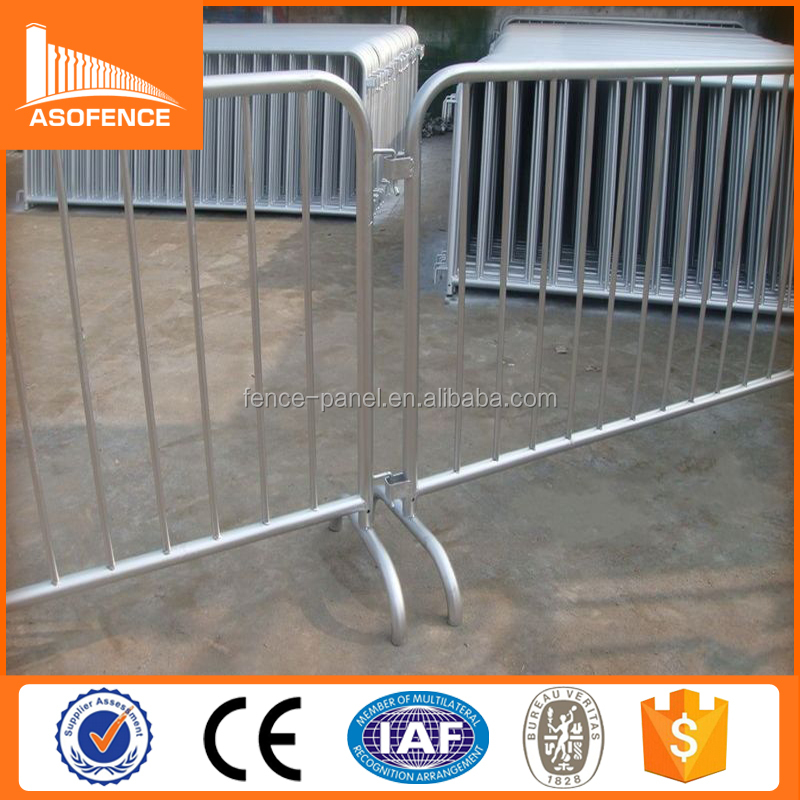 Highly visible Traffic safety Plastic Water Road Barrier